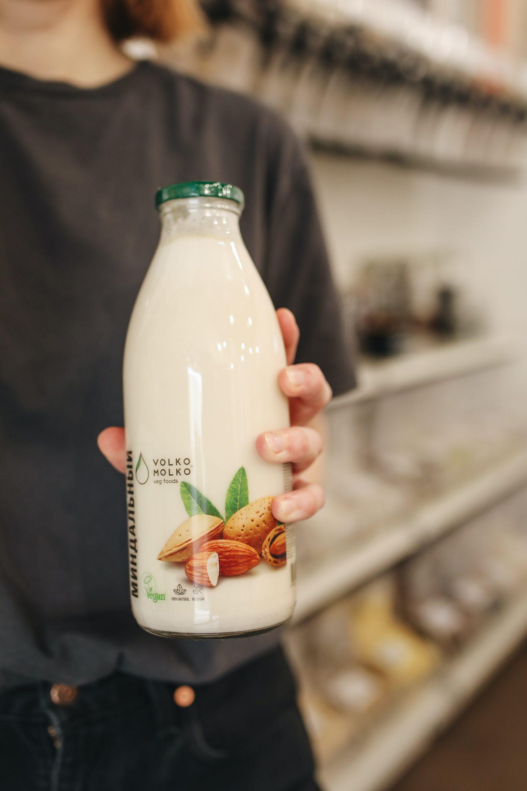 Pflanzenmilch